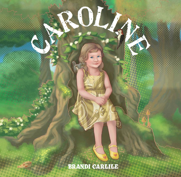 Brandi Carlile Caroline Children's Picture Book