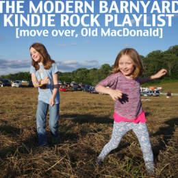 The Modern Musical Barnyard and Jazz for Kids