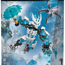 NEW LEGO BIONICLE JAN 2015 PROTECTOR OF ICE