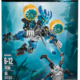 NEW LEGO BIONICLE JAN 2015 PROTECTOR OF WATER BOX