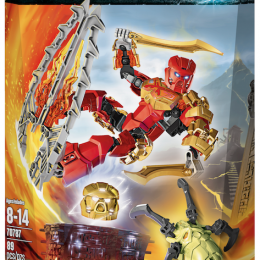NEW LEGO BIONICLE JAN 2015 TAHU MASTER OF FIRE