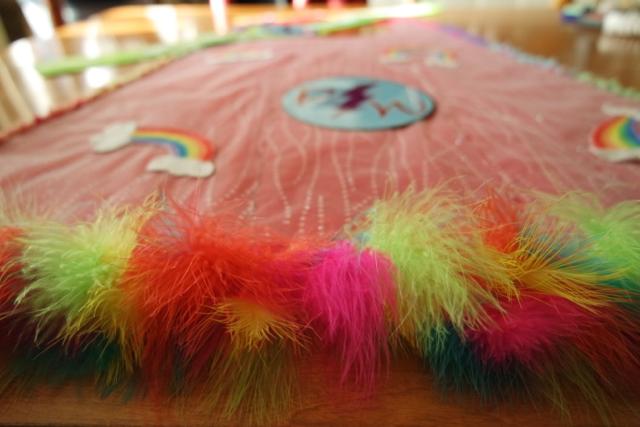 Rainbow Warrior Halloween Costume