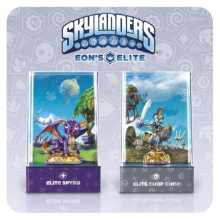 Introducing Skylanders Trap Team Eon's Elite