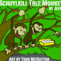 The Schuylkill Tree Monkeys Poem
