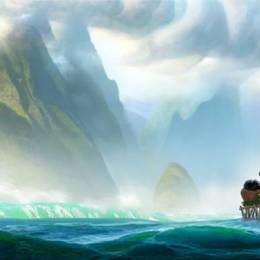 "Walt Disney Sets Sail in the South Pacific With ""Moana"""