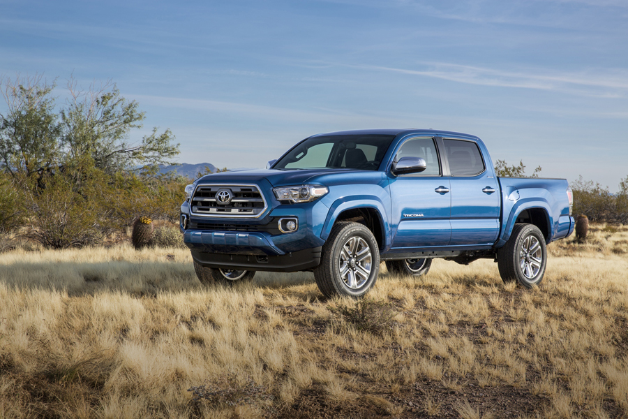 Big Guy Car Guy Report: 2016 Toyota Tacoma Reveal Video