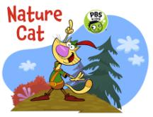 Nature Cat Comes To PBS Kids This Fall