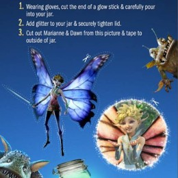 Free Strange Magic Recipes and Activity Sheets