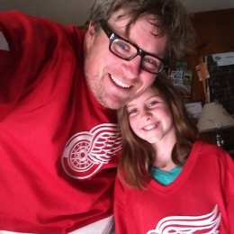 Hockey Jerseys and The Play Habits of My Daughters