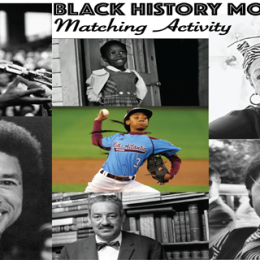 Black History Month Learning Activity on PBS Parents