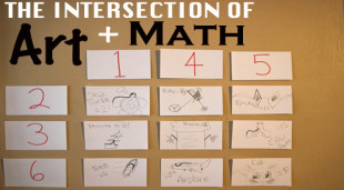 Meet Me At The Intersection of Art and Math on PBS Parents
