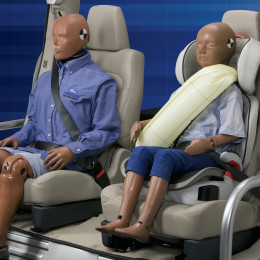 Ford Will Save Your Kid's Life With Their Inflatable Rear Seatbelts