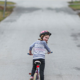 The Training Wheels Are Off
