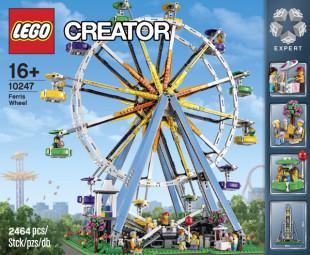 Breaking News: LEGO® Creator Ferris Wheel Announced