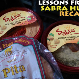 Lessons from the Sabra Hummus Recall
