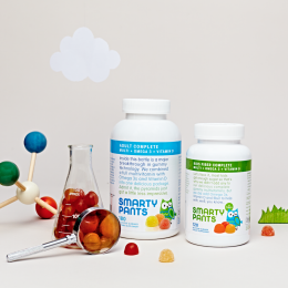 Running Smarty Towards #750in2015 + A SmartyPants Vitamin Giveaway
