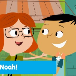 Celebrate Cinco de Mayo with Oh Noah on PBS KIDS