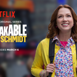 Broken Yet Unbreakable (Kimmy Schmidt)