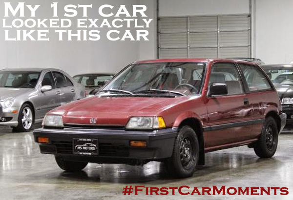 FirstCarMoments Title Image