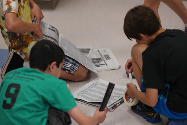 Live from 2015 Camp Invention