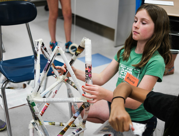 Live from 2015 Camp Invention Inducted Module