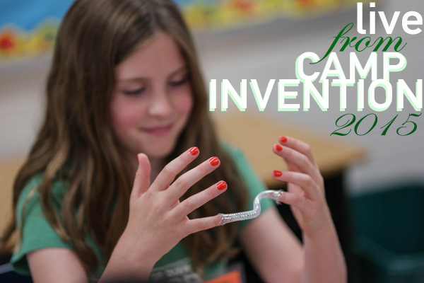 OWTK Live from Camp Invention 2015 Photo
