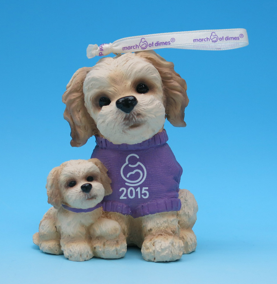 Updated March of Dimes Puppy Image
