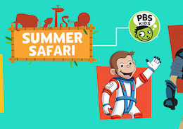 PBS KIDS Summer Safari