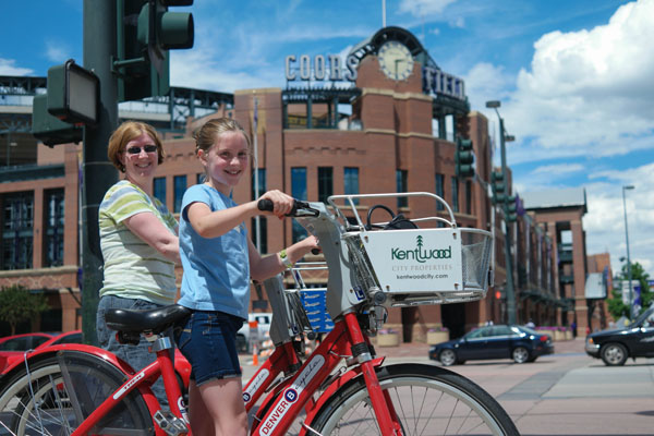 A-weekend-in-Denver-with-Kids-Bcycle-Coors-Field.