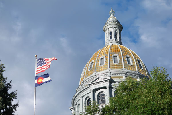 A-weekend-in-Denver-with-Kids_State-Capital-and-Flags