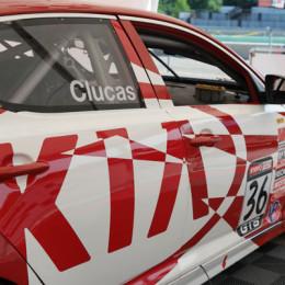 Kia-Racing-Road-America Ben Clucas Car