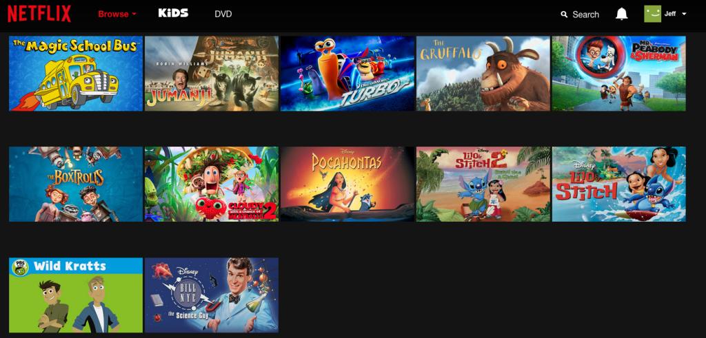 Netflix StreamTeam Road Trip Playlist 2