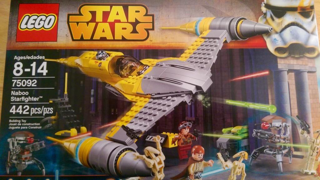 LEGO Star Wars Droid Tales Naboo Starfihter