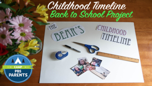 Back to School Projects on PBS Parents
