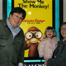 Curious George 3 And The Girl Who Won't Stopping Growing Up