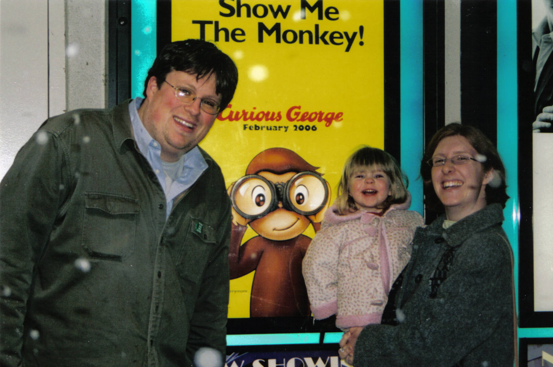 curious george 3 and the girl who wont stopping growing
