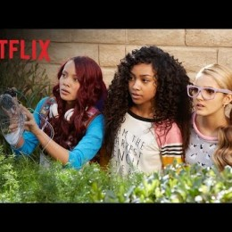 My Daughters' Top Four Reasons For Loving Project Mc² on Netflix