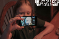 The Scenario To Solve The Child's 1st Phone Debate