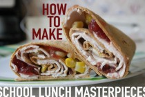 How To Make School Lunch Masterpieces