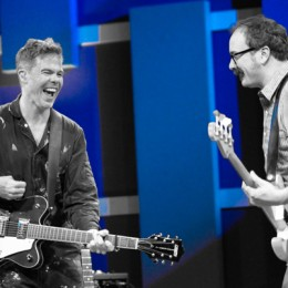 Josh Ritter Live at the WXPN Free at Noon October 2015