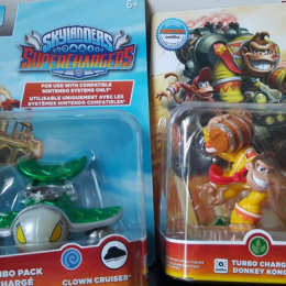 Skylanders Superchargers Giveaway! Win A Pair of Amiibo Supercharged Combo Packs