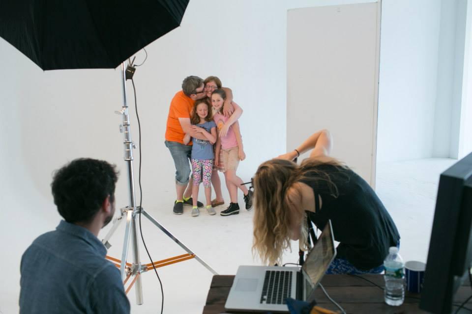 Bogled Lee Jeans Photo Shoot