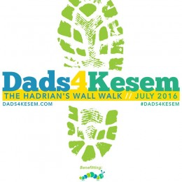 Why I'm Walking Across England With Dads4Kesem