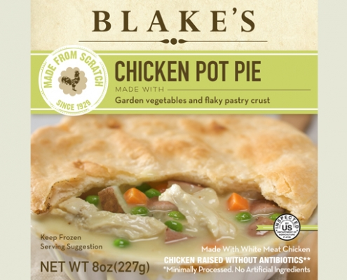 Blakes All Natural Pot Pie