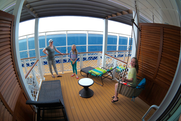 Cuban Themed Luxury Travel In The Carnival Vista Havana Suites Out With The Kids