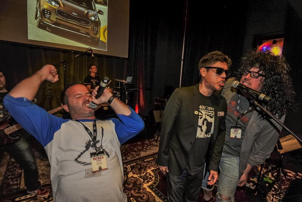 Live Band Karaoke San Diego The Ramons Kia Sportage 2017