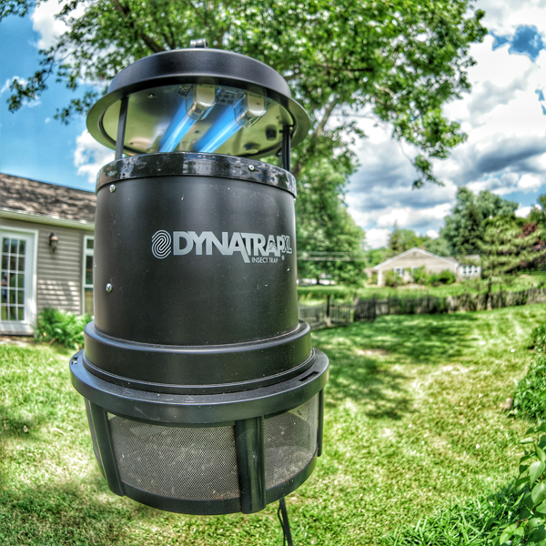DynaTrap GuardYourYard how we got rid of mosquitoes