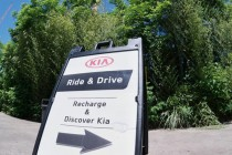The Kia Ride and Drive Experience