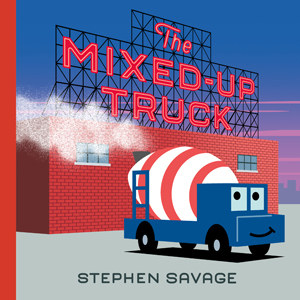 Mixed Up Truck Picture Book