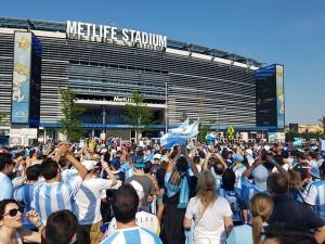 Priceless Copa America Centenario Final Messi Retirement Argentina Fans